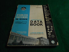 Allmetal Screw Products Company STAINLESS FASTENERS Comprehensive DATA BOOK