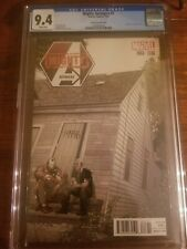 Mighty Avengers Vol 2 #3 CGC 9.4 Larroca Hip-hop variant Eminem White Pages