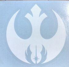 Jedi Order Vinyl Car Truck Window Decal Sticker Star Wars Alliance the force,