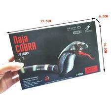 44cm Infrared RC Remote Control Snake Realistic Cobra USB Toy Prank Chargin Z9B9