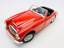 ERTL 7460 European Classics 1:18 Austin Healey 3000 Mark II 1961 Roadster ROT
