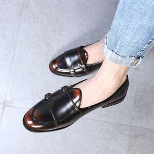Men Loafers Shoes Leather Shoes Man Business Shoes Dress Shoes Men's Flats Shoes