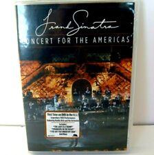 FRANK SINATRA  CONCERT FOR THE AMERICAS  DVD   LEGENDARY 1982 PERFORMANCE