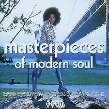 Masterpieces Of Modern Soul von Various Artists (2003)