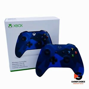 Xbox Wireless Controller - Midnight Forces II Special Edition: Xbox One