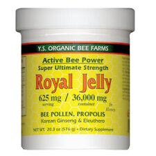 Fresh Royal Jelly + Bee Pollen, Propolis, Ginseng, Honey Mix - 36,000mg YS Eco B