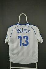 Chelsea Football Shirt BALLACK Vintage Genuine Champions League Adidas Jersey YM