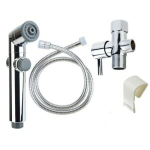 BRONDELL CleanSpa Hand Held Bidet in Silver