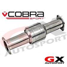 MT16 Cobra Sport MITSUBISHI EVOLUTION 7,8,9 ALTO FLUSSO catalizzatore sportivo