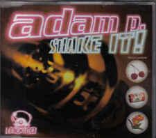 Adam P-Shake It cd maxi single