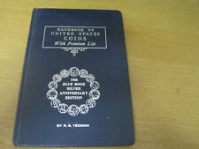 1968 BLUE BOOK SILVER ANNIVERSARY EDITION R S YEOMAN HC