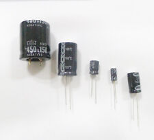 10x 470UF  25V Electrolytic Capacitor 8*12MM Best Price High Quality Hot Sale