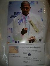 Nick Cannon Signed America's Got Talent Autograph COA Proof  A