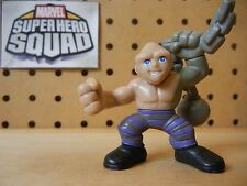 Marvel Super Hero Squad RARE ABSORBING MAN from Hulk Wave 2