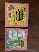 Mylar Bags Smell Proof Melon Packaging Only X50