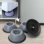 1/4X Washing Machine Anti Vibration Pads Feet Refrigerator Non-slip Support Mats