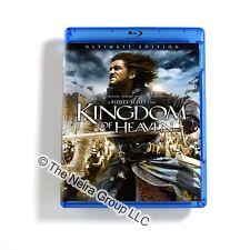 Kingdom of Heaven Blu ray New Orlando Bloom Eva Green Jeremy Irons Liam Neeson