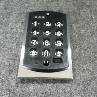 IEI 2000e 2000 Series eStyle Access Control Keypad Chrome For IEI Access Systems
