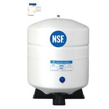Reverse Osmosis Pressurized Water Storage Tank 4.4 Gallon PA-E RO-132 + Valve