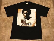 Bruce Springsteen & The E Street Band 2007 Magic Tour Graphic T-Shirt Adult Sz M