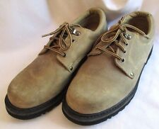 Mens Vintage ALP Boots Oxford Mountaineering Hiking Shoe Size 12
