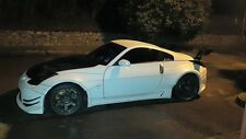 Nissan Fairlady 350Z Z33 B.A.R. Front and Rear Wide Fenders