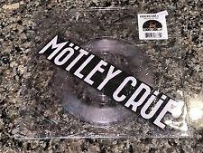 "Motley Crue 7"" Picture Disc! Kiss AC/DC Poison Skid Row Def Leppard Metallica"
