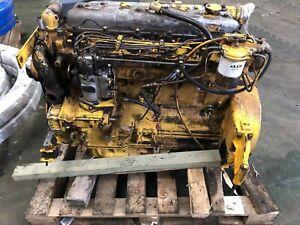 JCB PARTS USED TW PERKINS ENGINE