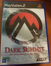 DARK SUMMIT - PLAYSTATION 2 PS2 USATO