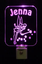 Fairy Night Light Personalized with name By Unique LED Products