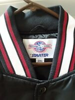 Scranton Wilkes Barre Red Barons Satin Starters Jacket New with Tags XXL