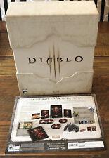 Diablo 3 PC Collector's Edition Great Condition!