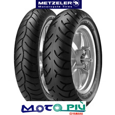 COPPIA GOMME METZELER FEELFREE 120/70-15 56H + 160/60-14 65H DOT 2018/2016