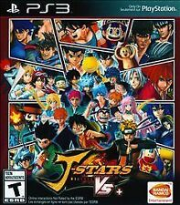 J-Stars Victory Vs+ (PS3) Brand New sealed ships NEXT DAY with tracking