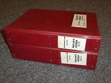 1976 Porsche 912E 912 E Factory Spare Parts Catalog Manual Binder Set