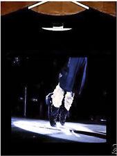 Michael Jackson T shirt; Michael Jackson On Toes Tee shirt