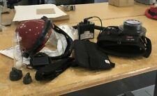 3M Belt-Mounted Powered Air Purifying Respirator Paint Spray Kit, GVP-PSK *Used