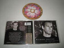 MICHAEL BOLTON/MY SECRET PASSION(SONY/SK 63077)CD ÁLBUM