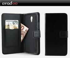 Avadoo ® Zuk z1 Flip Case Custodia Protettiva Borsa Nero magnetico