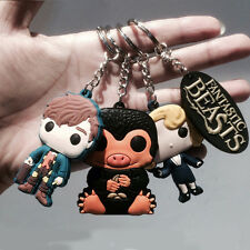 Fantastic Beasts and where to find them Keychain Key Ring Gift New Fashion