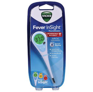 Vicks Fever InSight Thermometer V916 LIMITED STOCK - FREE EXPRESS POSTAGE