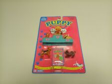 318- PUPPY IN MY POCKET CACHORROS PARA COLECCIONAR HASBRO 1993 NEW/OLD STOCK Nº5