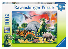 Tiere Dinosaurier Mitgebsel Dinomotive 14 x 14 cm 16 tlg Puzzles Puzzle ver