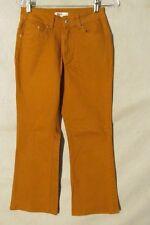 F1863 Coldwater Creek Orange High Grade Jeans Women's 27x28