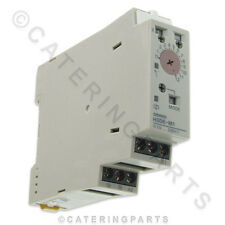 ELECTROLUX 0E5669 H3DE-M1 TIMER RELAY RACK TYPE DISHWASHERS 5A 0.1S-120H ZANUSSI