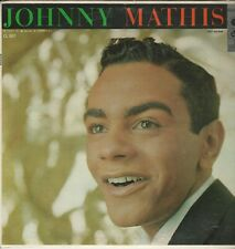 "Johnny Mathis ""Johnny Mathis"" 1957 Columbia CL 887 His 1st Album VG++ Condition"