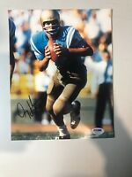 Gary Beban Autograph Signed 8x10 UCLA 67 Heisman Photo PSA/DNA