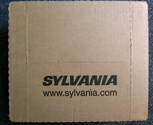 (Case of 24)Sylvania 53w 120v A19 Energy Soft White Halogen Bulbs(Replaces 75W)