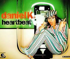Daniel Küblböck - heartbeat, Maxi CD