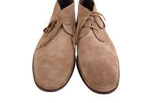 John Varvatos NWOB Light Brown Suede Chukkas / Ankle Boots Size 11M